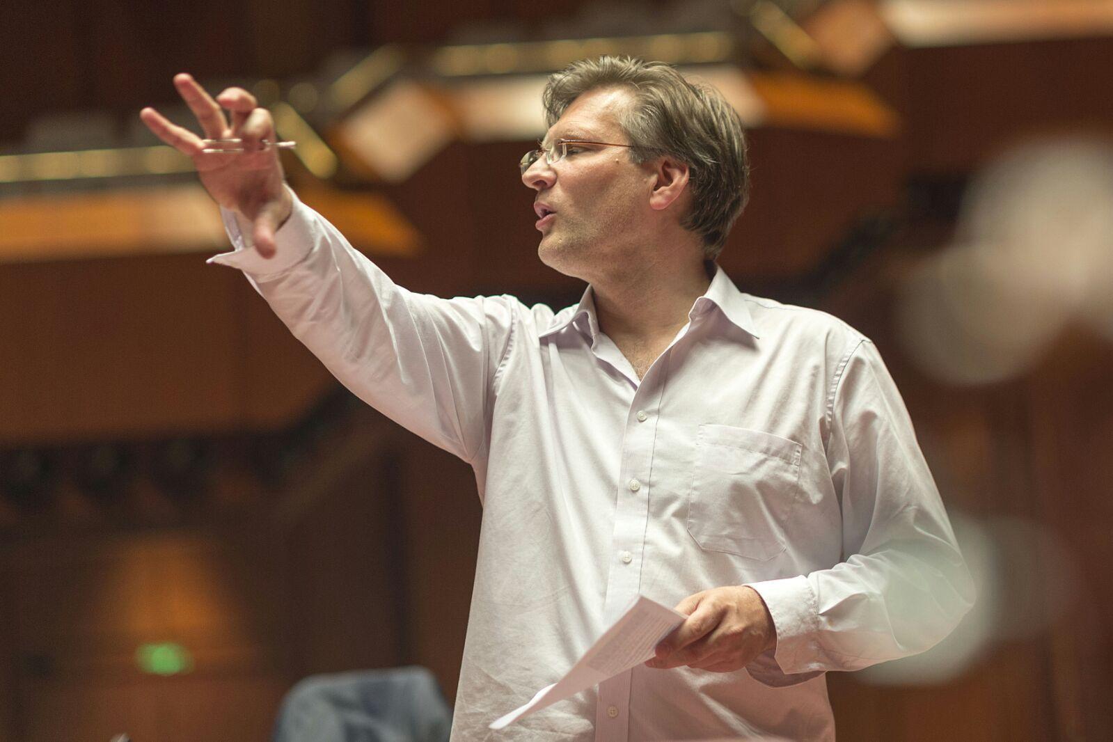 Thomas Hanelt, Dirigent